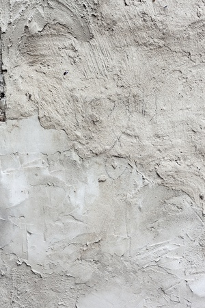 The Background from high detailed fragment stone white wall photo