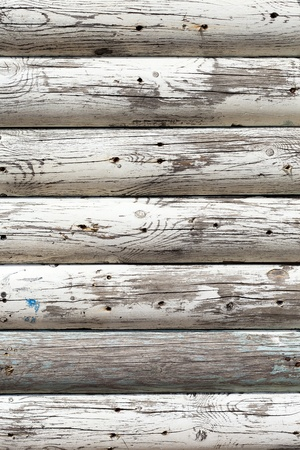 Vintage or grungy white background of natural wood or wooden old texture as a retro pattern wall   photo