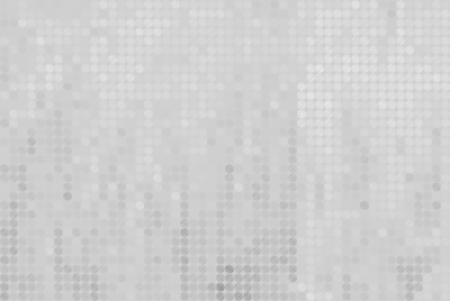technology textured halftone gray background with shading Vector