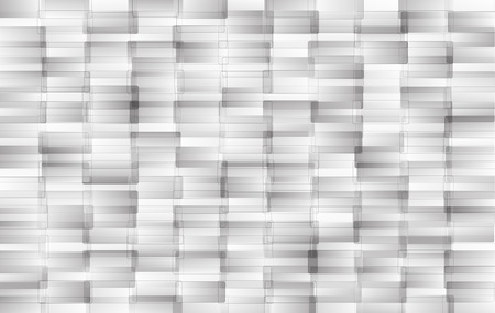 Abstract Geometric Square Technical Background. Retro Squares photo