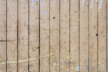 Yellow WooYellow Wooden Plank den Plank Stock Photo - 23072757
