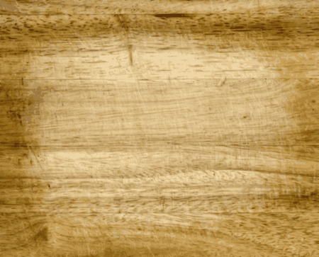 Brown Wood Texture With Natural Patterns Vector