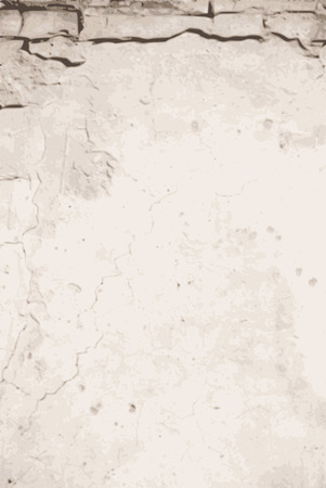 cement texture: Grunge white cement old texture wall