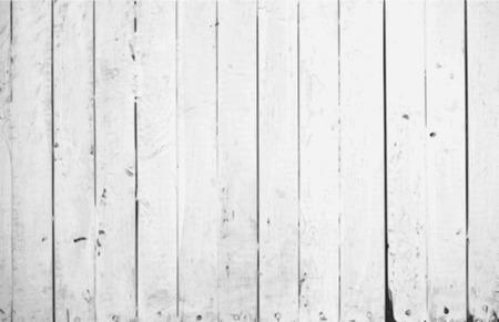 El Vector de fondo antiguo blanco de la pared de madera Foto de archivo - 29611932