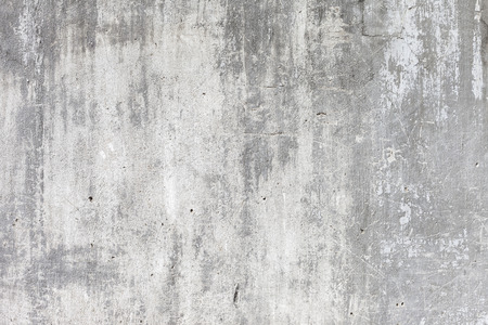 Białe tło grunge tekstury ściany starego cementu