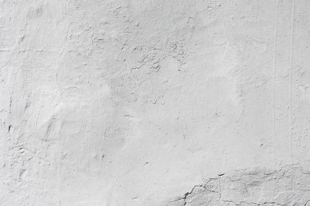 그런 지 흰색 배경에 시멘트 오래 된 텍스처 벽