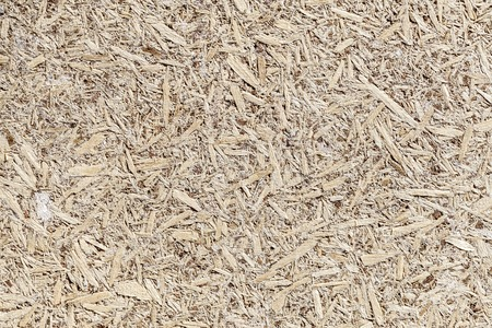 scraps: Wood Particle Board. Scraps of wood panel. Wood texture background.