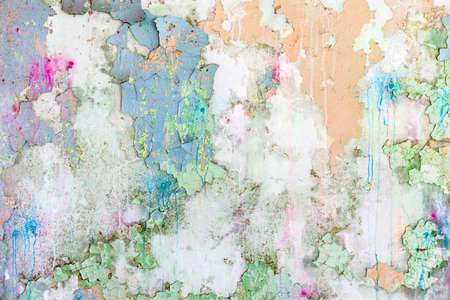 urban grunge: The Grunge Colored  Old Concrete Texture Wall