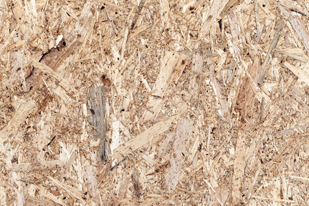 wood panel: Wood Particle Board. Scraps of wood panel. Wood texture background.