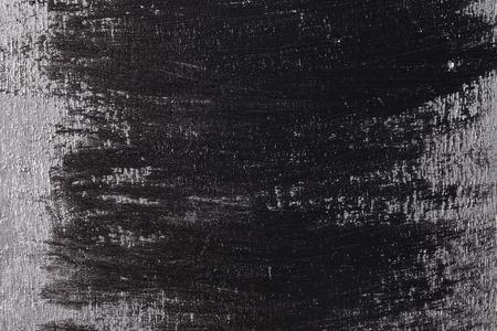 De Grungy Black Concrete oude patroon Muur