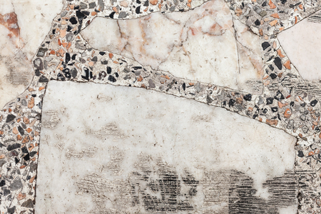 marble stone: The light marble stone surface for background Stock Photo