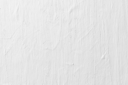The grunge white concrete old texture wall Stock Photo