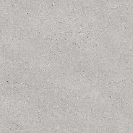 white concrete wall background texture, seamless Standard-Bild