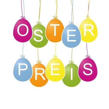 bunt: Oster-Preis
