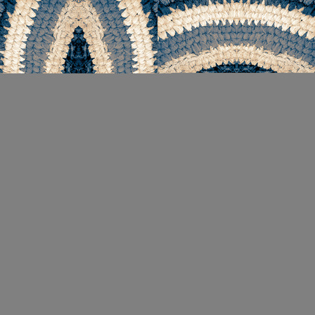 crocheted: Abstract pattern from crocheted parts of the Mat