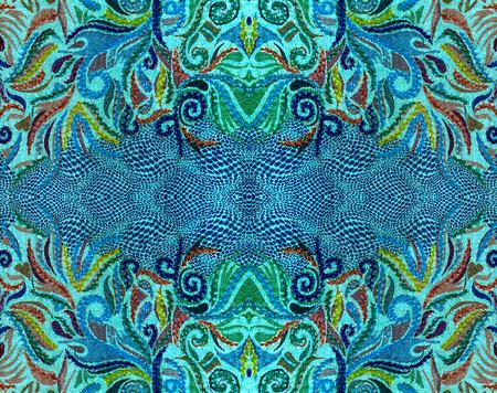fantastic: Fantastic thread pattern