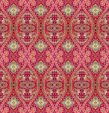 Abstract Oriental pattern Stock Photo
