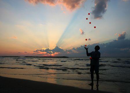 Juggler photo