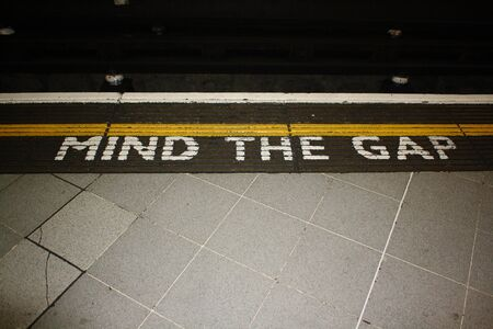 Mind the Gap photo