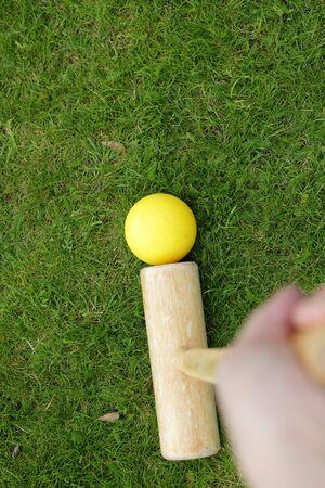 Croquet photo
