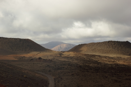 Volcano view, Timanfaya National Park, Lanzarote