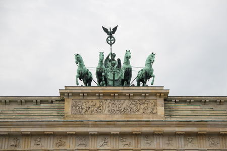 brandenburg gate: Brandenburg Gate, Berlin, Germany