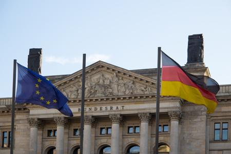 council: Bundesrat - Federal Council, Berlin, Germany