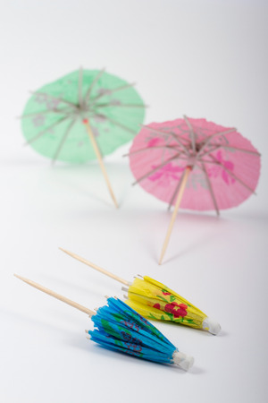 spanned: Small umbrellas
