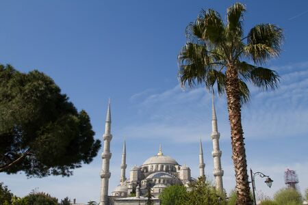 sultan: Blue Mosque Sultan Ahmed Mosque Istanbul Turkey