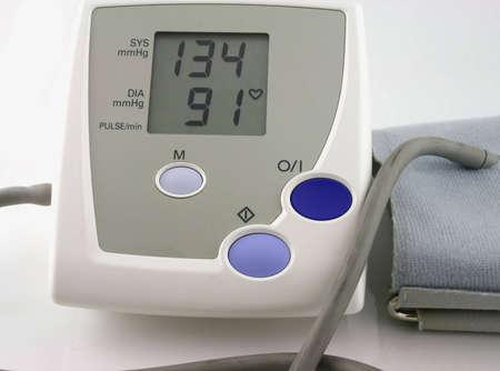 Handheld portable blood pressure monitor Imagens - 661456