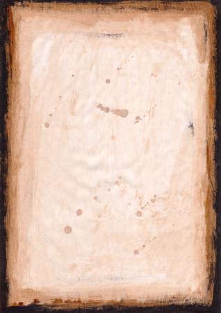hi resolution: Alta resoluci�n de imagen de papel Grunge