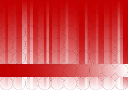 fading: Red Fading Business Graphic Illustration