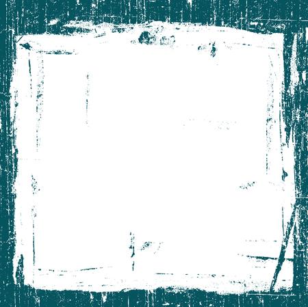 Border Grunged 7 - très détaillées graphique vecteur de grunge. Vecteurs