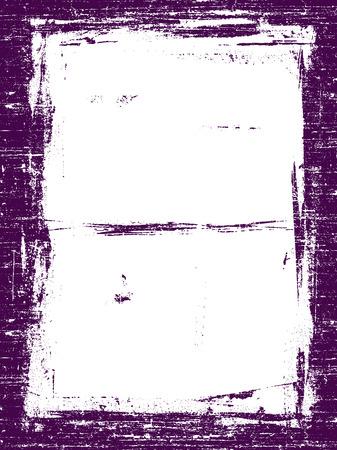 Border Grunged 5 - très détaillées graphique vecteur de grunge.