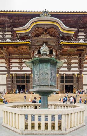 todaiji: Japan NARA todaiji Temple