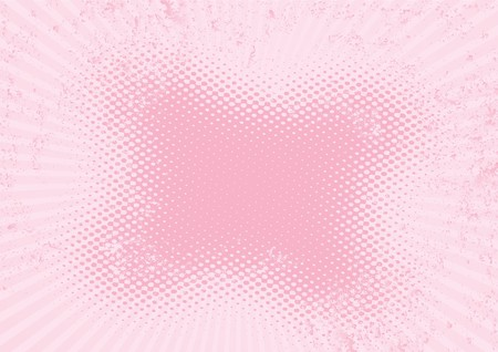 Rays on pink background Stock Photo - 4424519