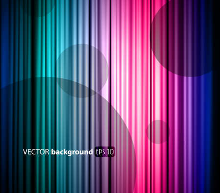 Abstract colorful background with bubbles and place for your text. Stock Vector - 9829448