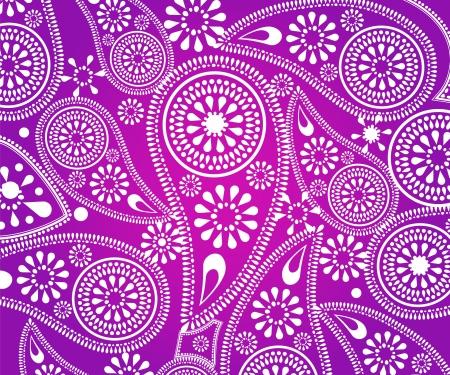 artistic flower: Abstract flower background.  Illustration