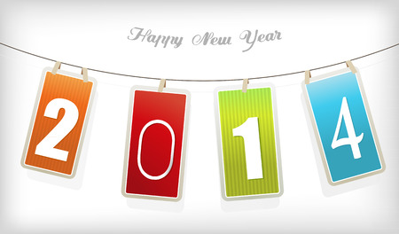 New year cards. Vector Stock Vector - 22764404