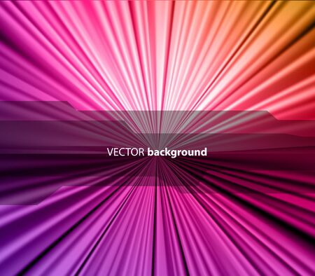 illuminated: Abstract colorful background with place for your text.
