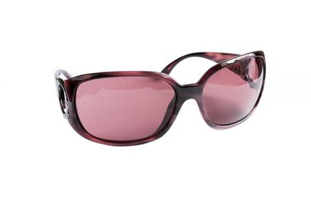 un glasses on white background Stock Photo