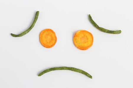 deplorable: vegetable chips
