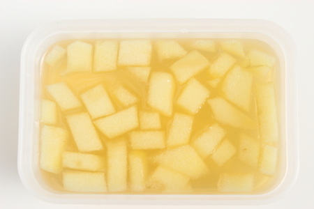tupperware: Apple jelly