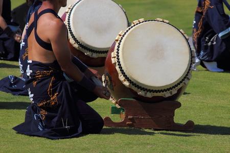 resound: Japanese drum