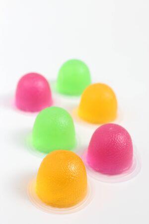 sweet stuff: jelly Stock Photo