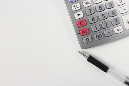 teclado numérico: Calculadora y pluma