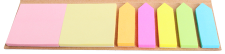 small articles: sticky notes Stock Photo
