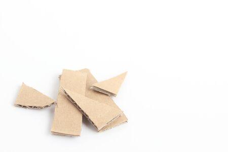 cast off: Cardboard
