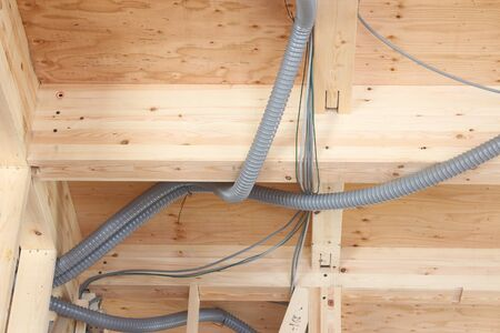 Electrical wiring of new housing