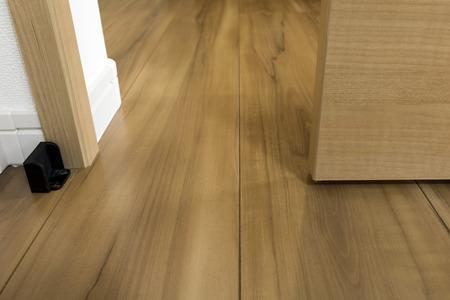 Doors of new housing